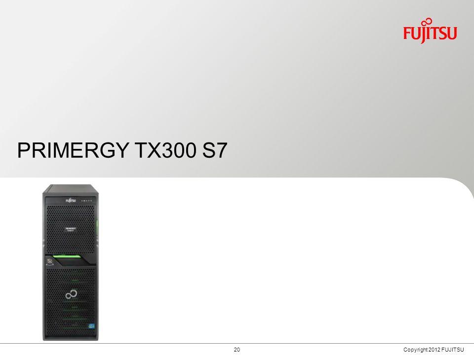 Fujitsu PRIMERGY TX300 S7 Usage Scenarios