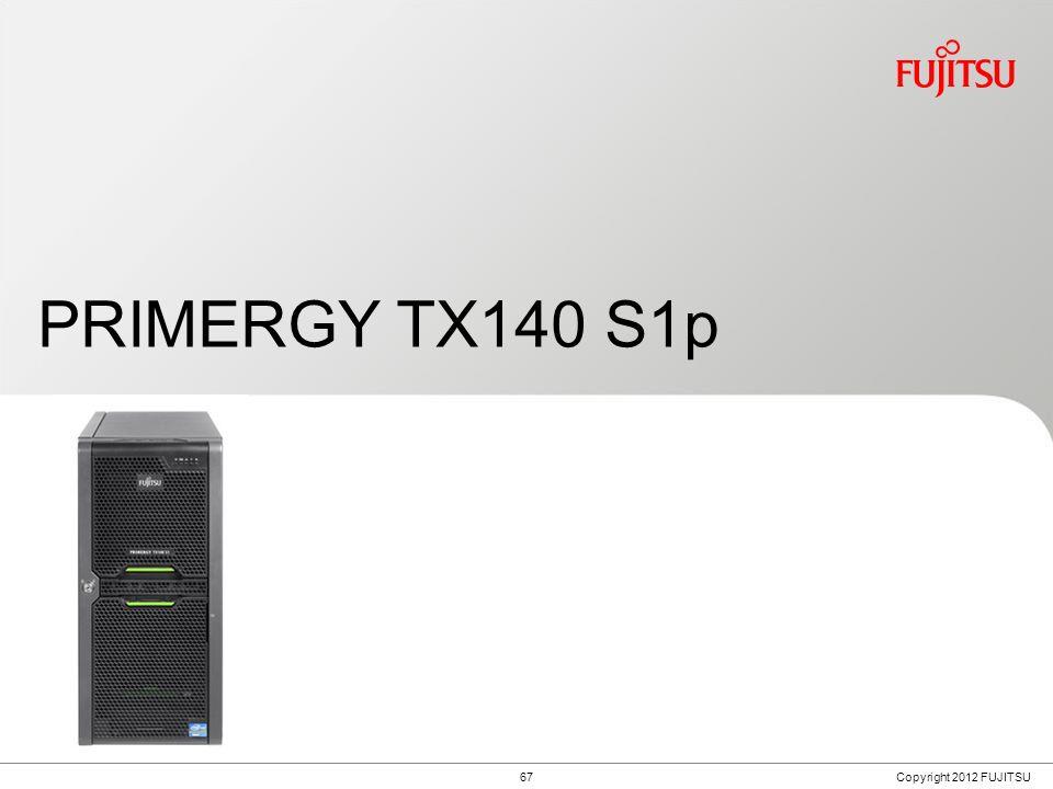 Fujitsu PRIMERGY TX140 S1p Usage Scenarios