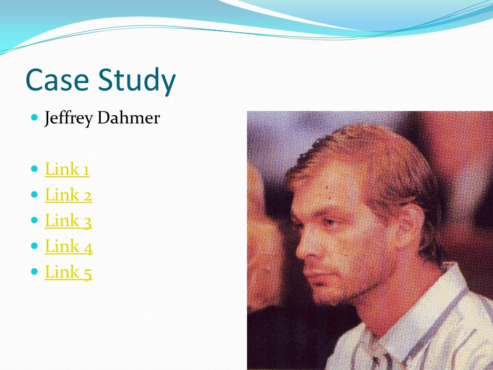 Case study jeffrey dahmer master thesis balanced scorecard