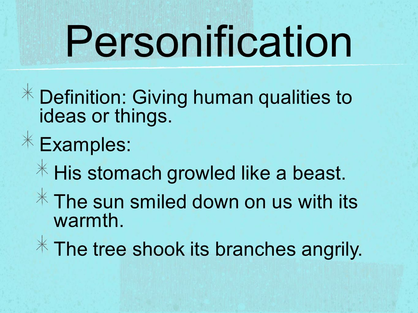"""Simile Definition: A comparison using """"like"""" or """"as ..."""