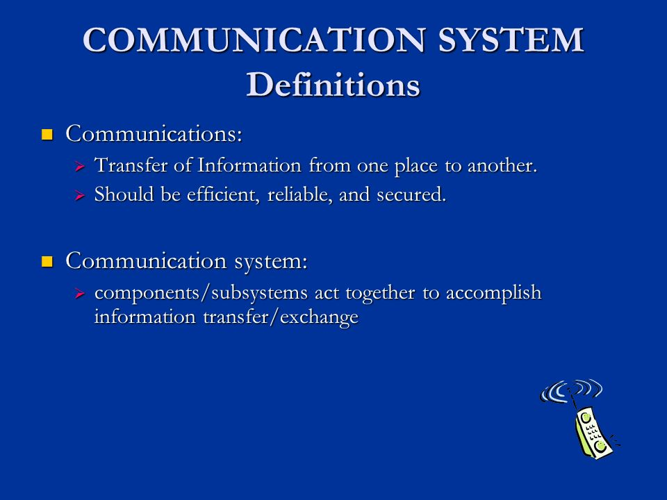 defining language the complex system of communication The purpose of the effective communication rules is to ensure that the person with a vision, hearing, or speech disability can communicate with, receive information from, and convey information to, the covered entity.