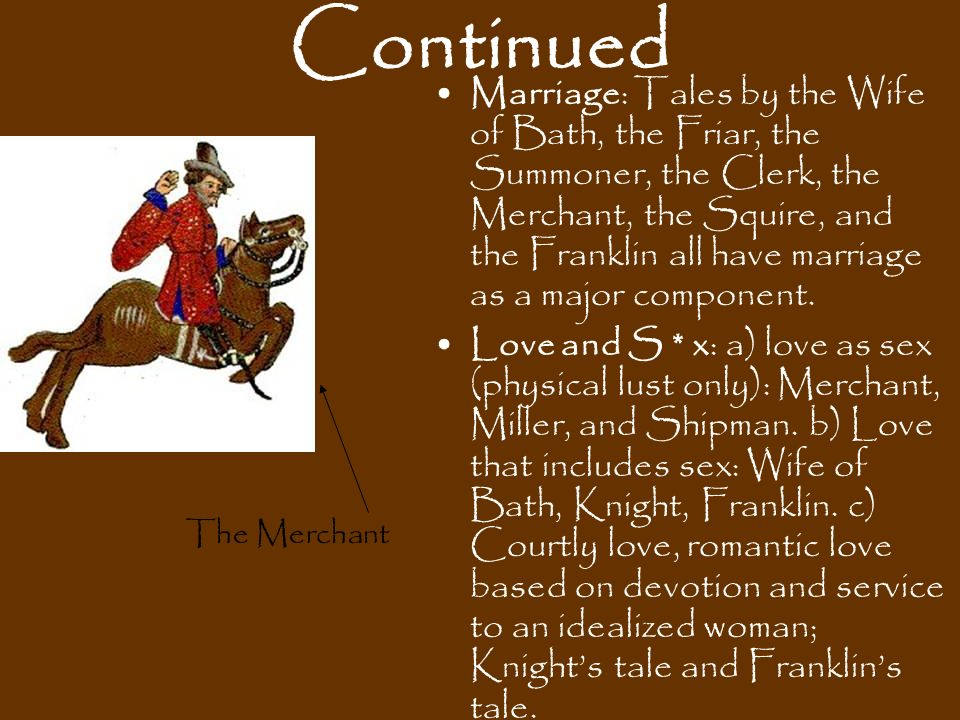 The Canterbury Tales Themes