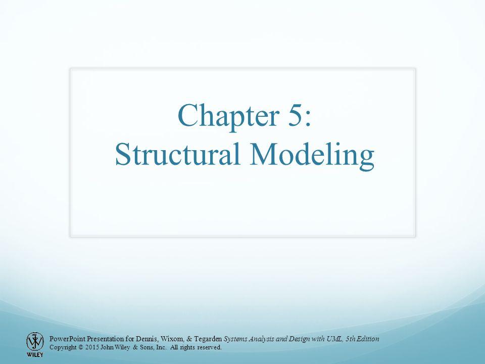 Chapter 5 structural modeling ppt video online download toneelgroepblik Images