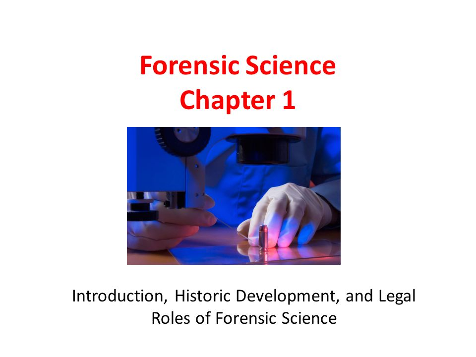 limitations of forensic science Critical question courts should ask in determining whether to admit evidence of  mtdna inclusions neither forensic scientists nor attorneys frequently present.