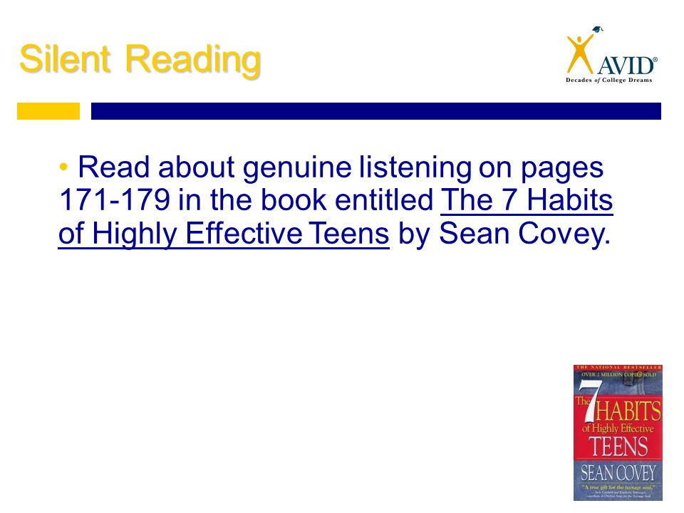 Apologise, covey effective habit highly sean teen pity, that