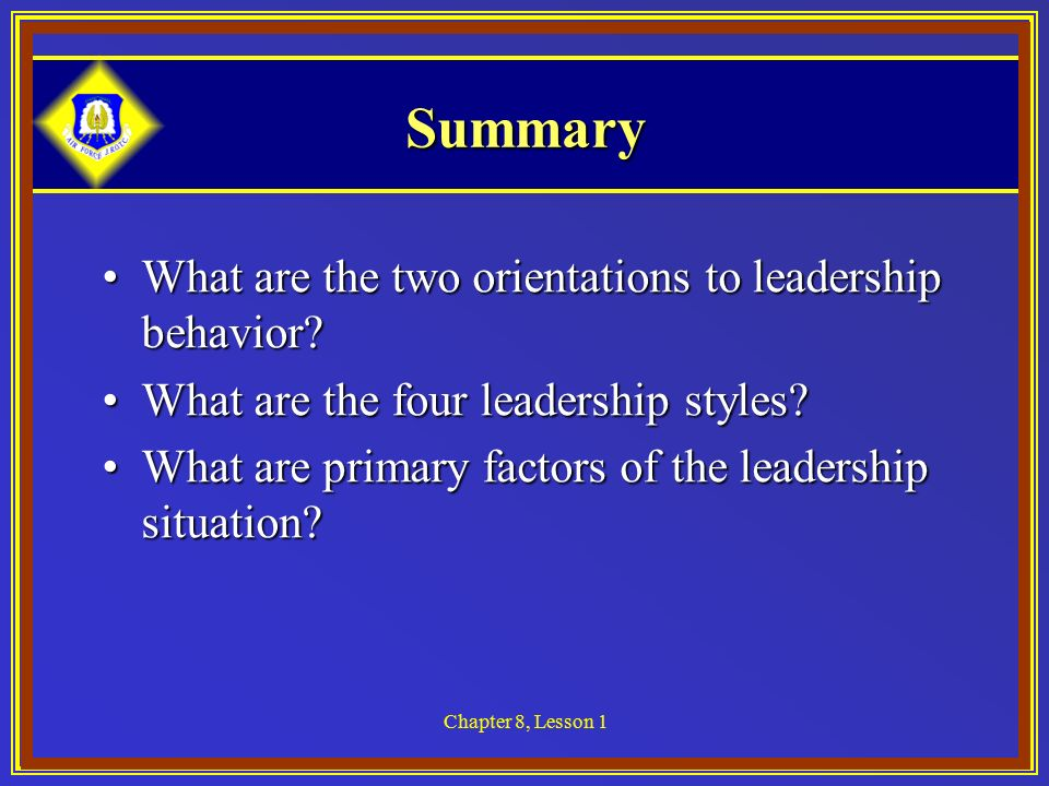 four factors of leadership Great leaders are skilled in four building blocks of leadership  success we  have also outlined the four factors that help great leaders develop so we know  the.