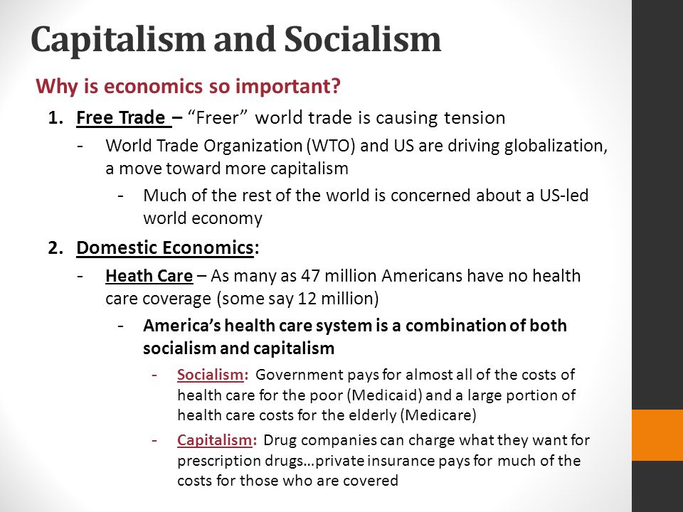 capitalism and socalism A theory of socialism and capitalismepub buy now from mises store here is hans hoppe's first treatise in english — actually his first book in english — and the one that put him on the map as a social thinker and economist to watch.
