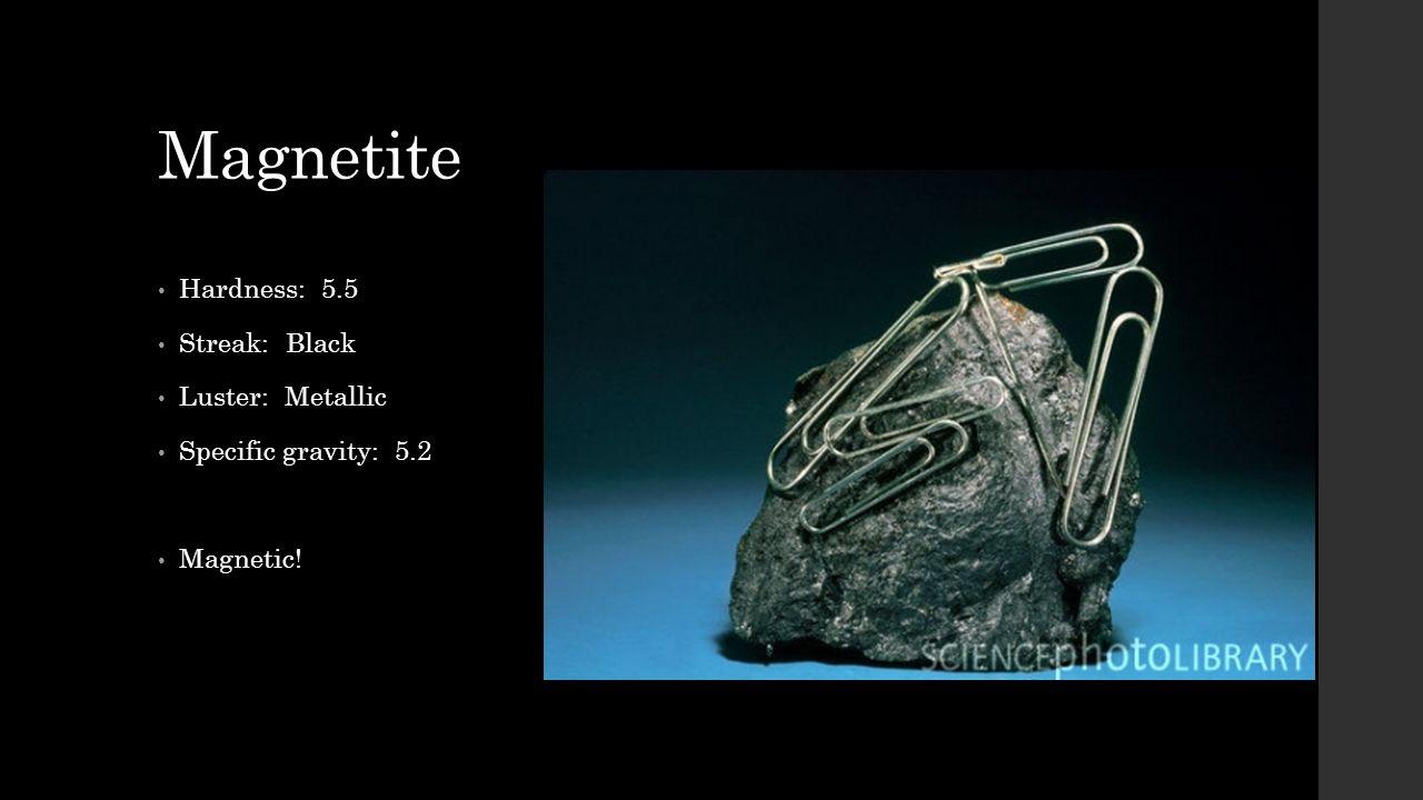 Magnetite Hardness