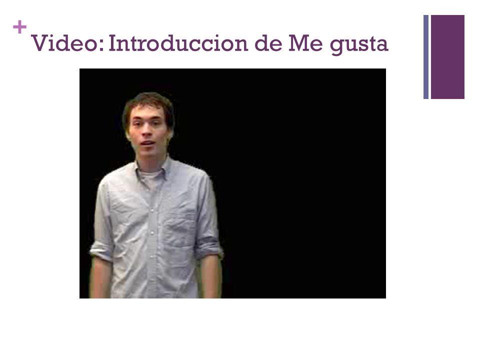 Video: Introduccion de Me gusta