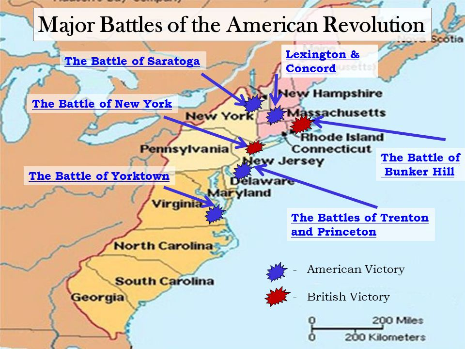 the importance of the american revolution to america The american revolution was a struggle between 13 american colonies and  great  written by thomas jefferson, who later became america's third president.