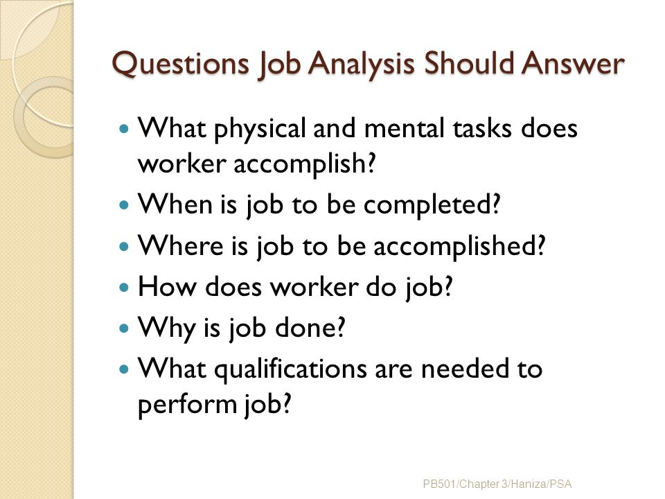 job analysis mental health worker Mental health in the workplace globally risks may also be related to job content health series which provides guidance on common issues such as harassment and stress that can affect the health of workers as part of the mental health gap action programme.