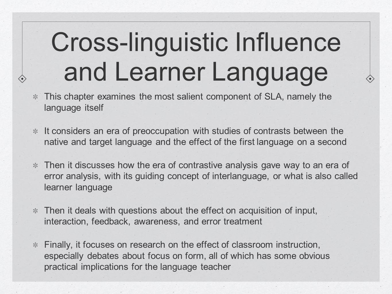 Chapter on Persuasion: Structure and Language Devices Sample Essay