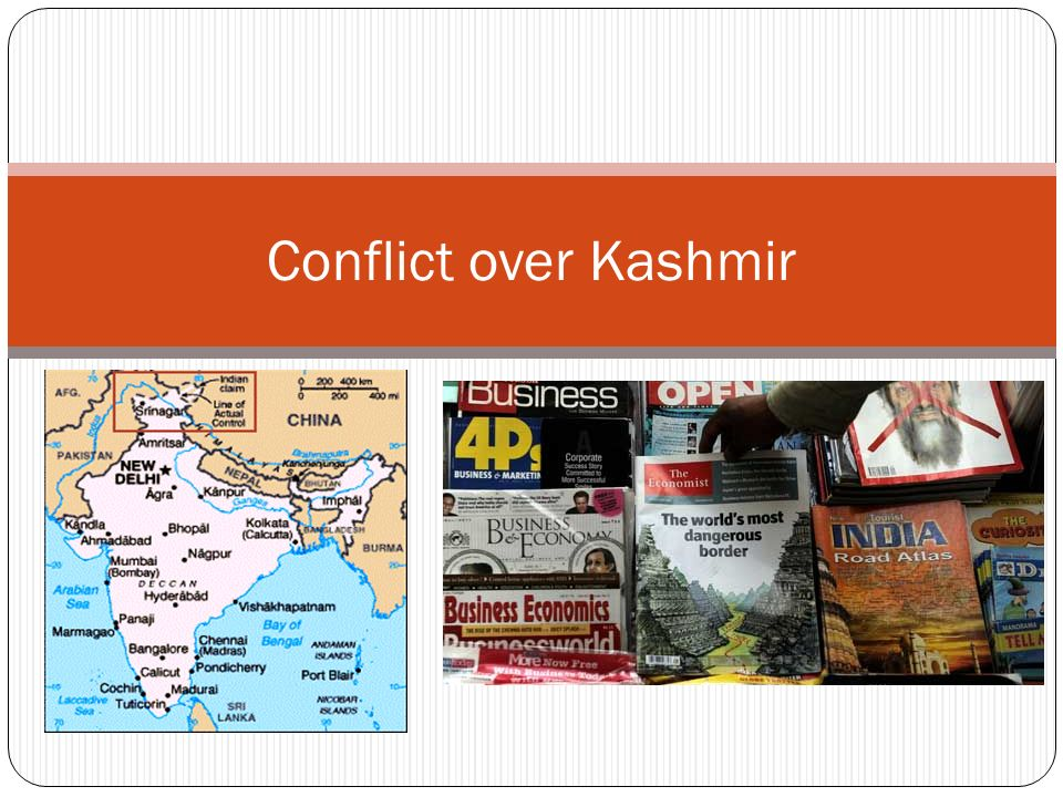 background of the kashmir conflict essay The introduction to the kashmir conflict history essay the literature serves to provide a background to the conflict that the kashmir conflict has.