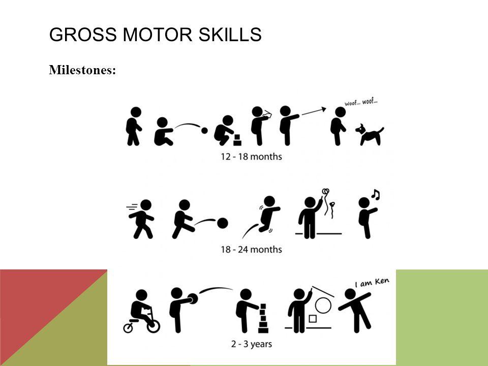 Motor skills development ppt download for Gross motor skills milestones