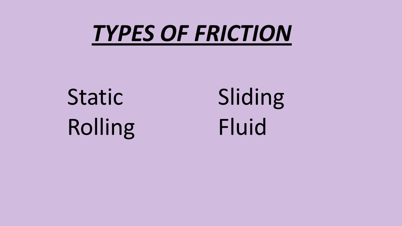 sliding and rolling friction pdf