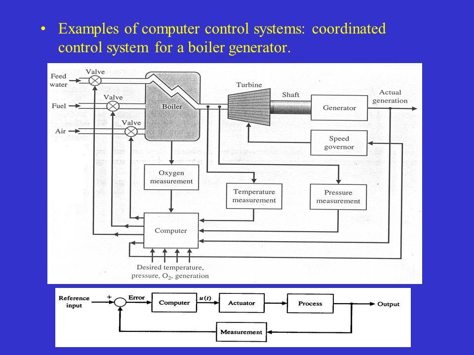 Block Diagram Generator Control System - Wiring Diagrams Schematics