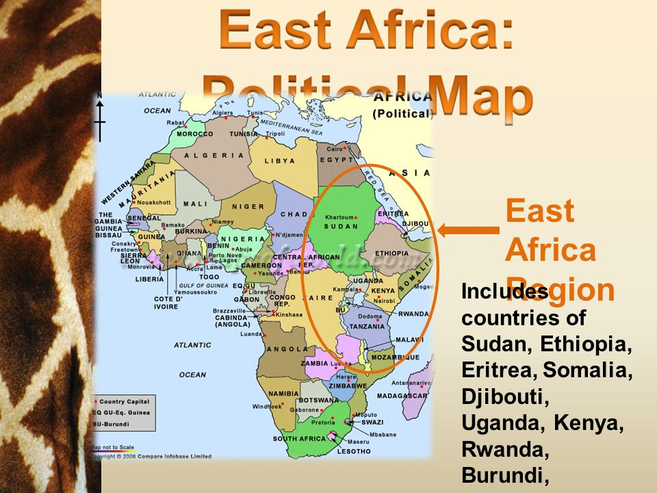 East African Countries – Guide to East Africa
