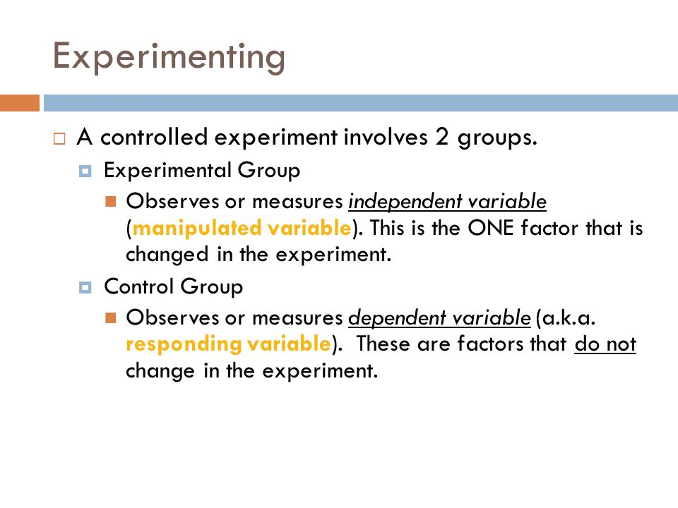 Scientific Method How Scientist Work. - ppt download