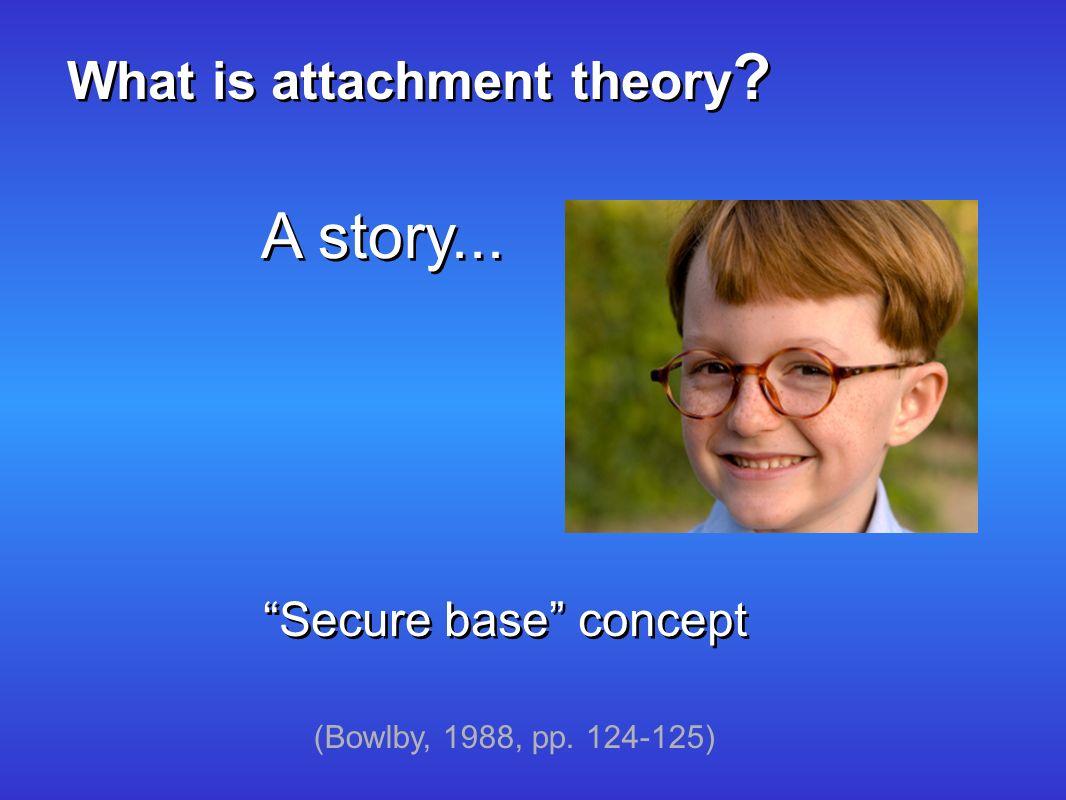 bowlbys ethological theory