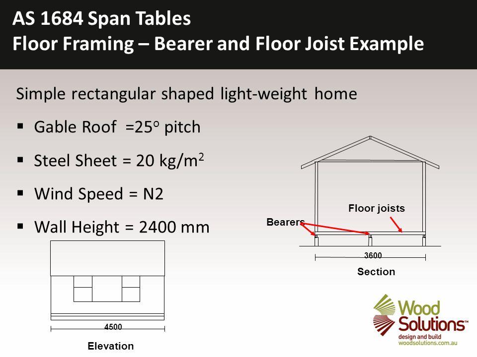 Floor Joist Spantables To Set 28 Images Trus Has