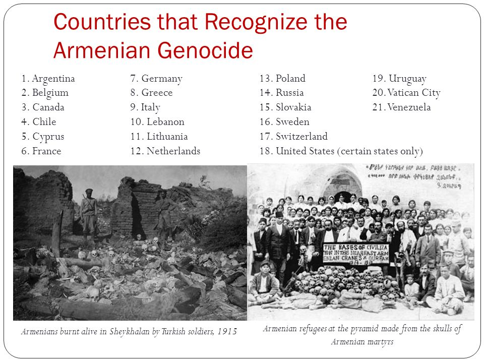 Armenian Genocide Ppt Video Online Download