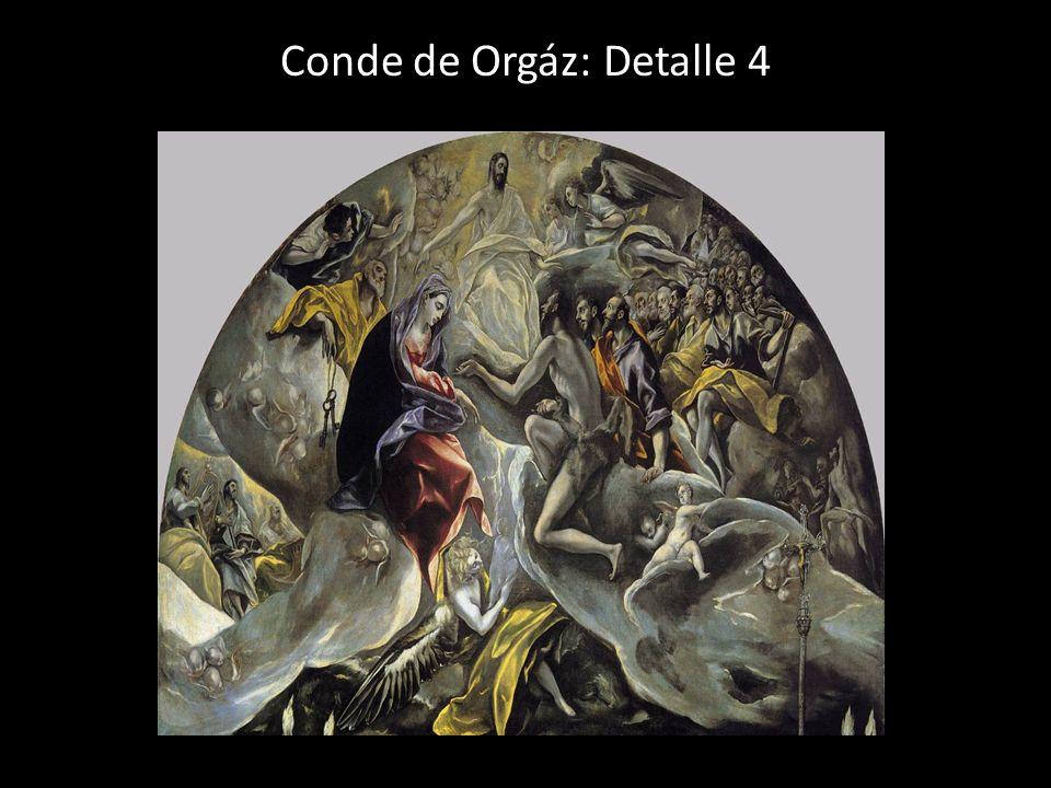 Conde de Orgáz: Detalle 4