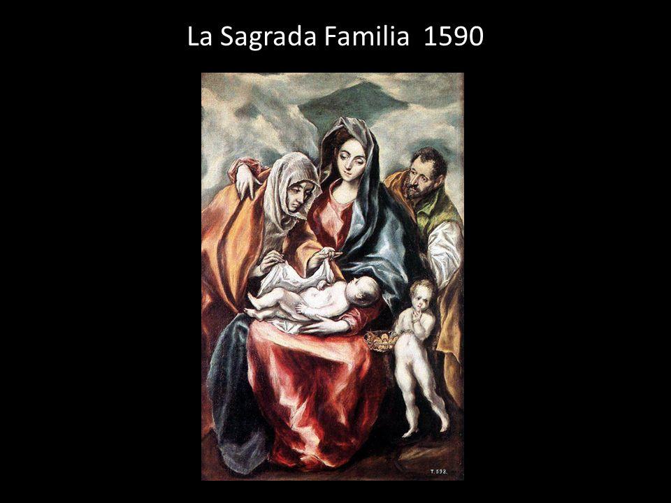 La Sagrada Familia 1590