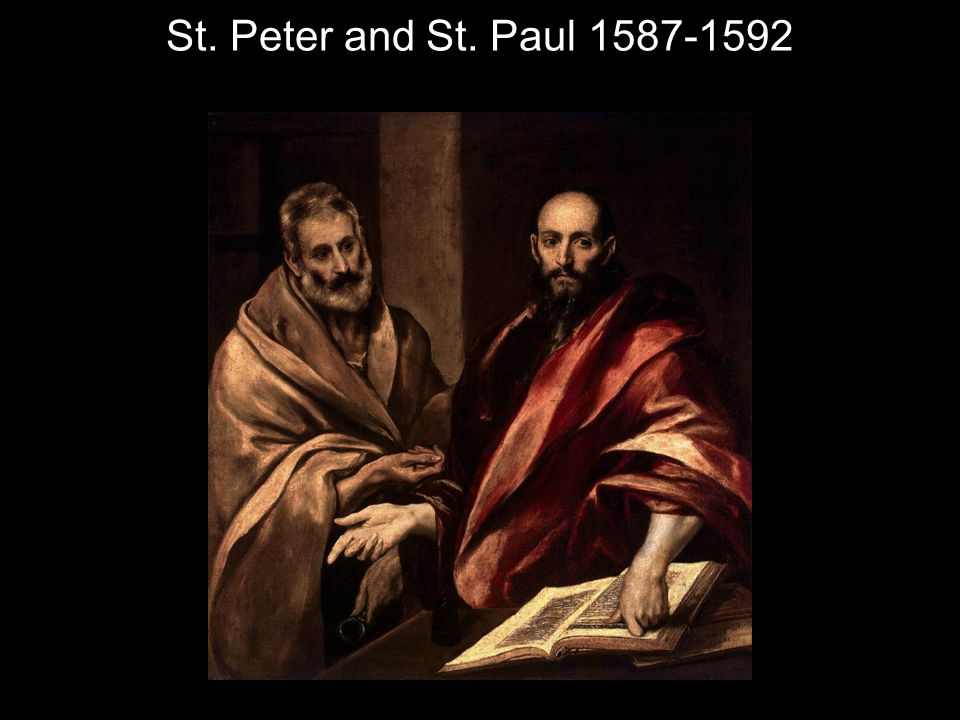 St. Peter and St. Paul 1587-1592