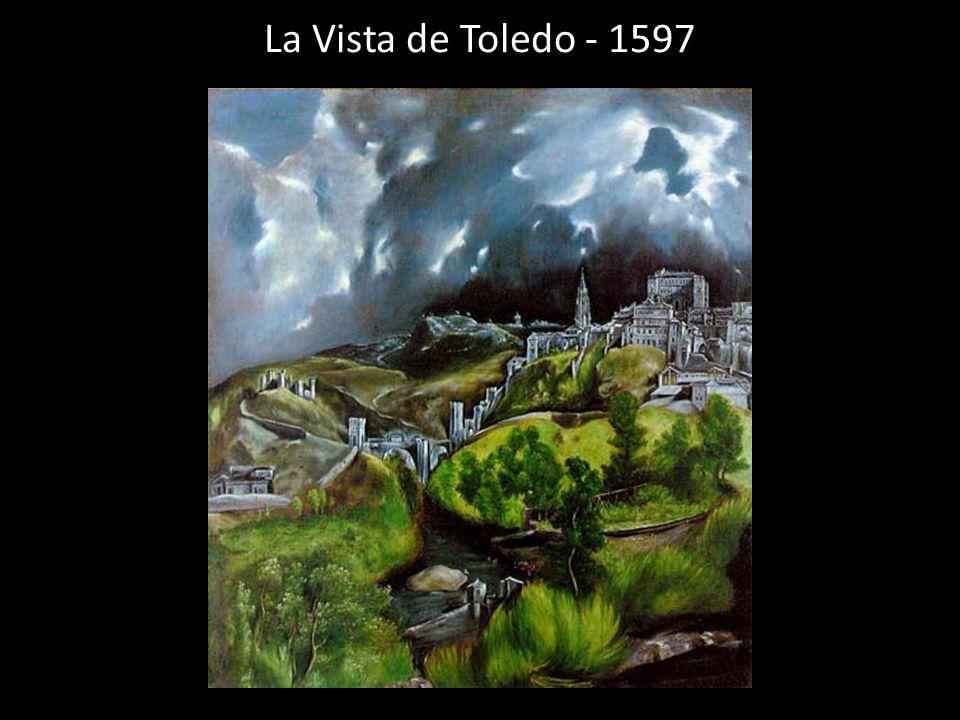 La Vista de Toledo - 1597