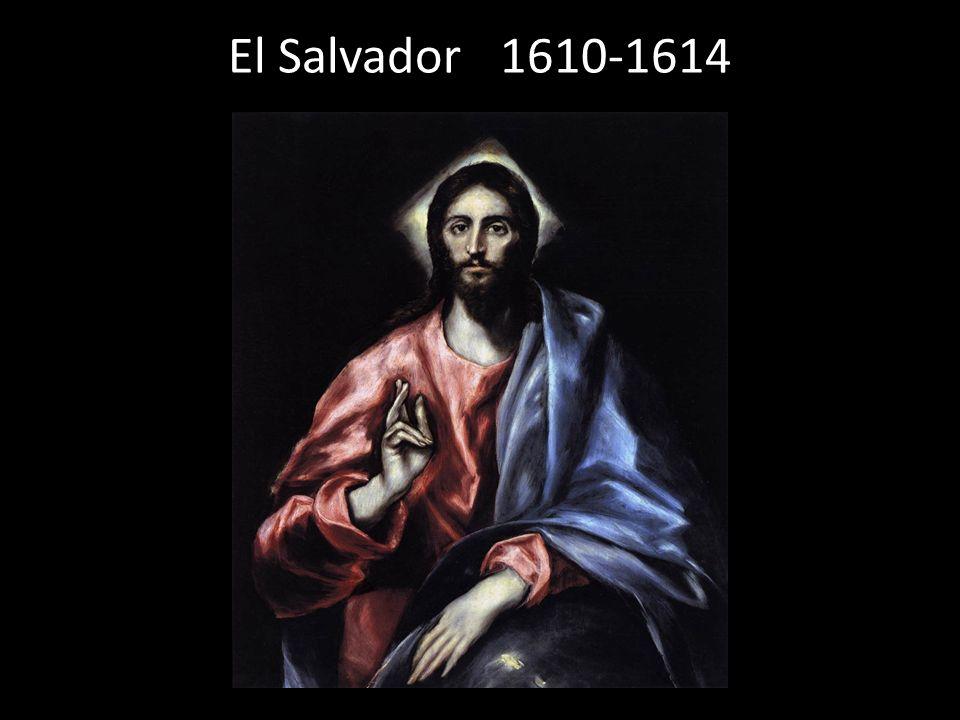 El Salvador 1610-1614