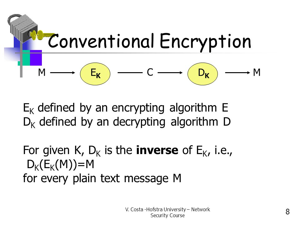 feasibility evaluation of symmetric key encryption Cannot be implemented and compared by evaluation labs however  reasons, symmetric key encryption tends to be preferred where possible  since dpa attacks do not exploit the middle rounds, this seems a feasible place to make the.