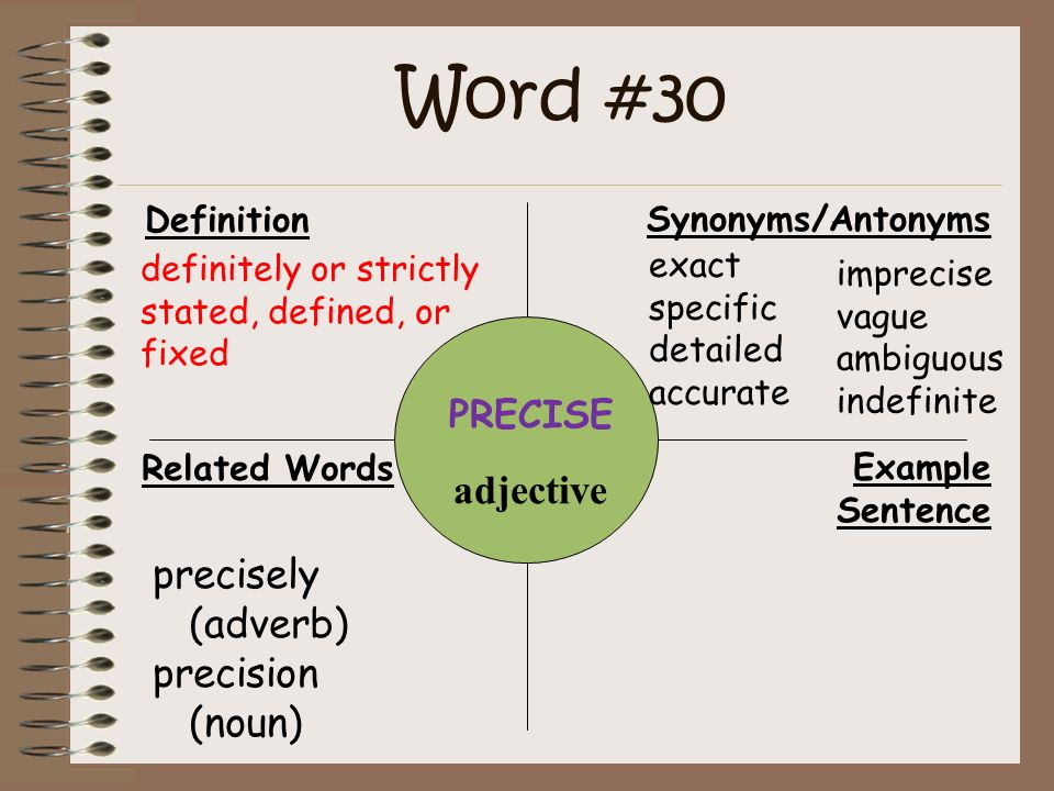 Academic Vocabulary (Words #23-28). - ppt download