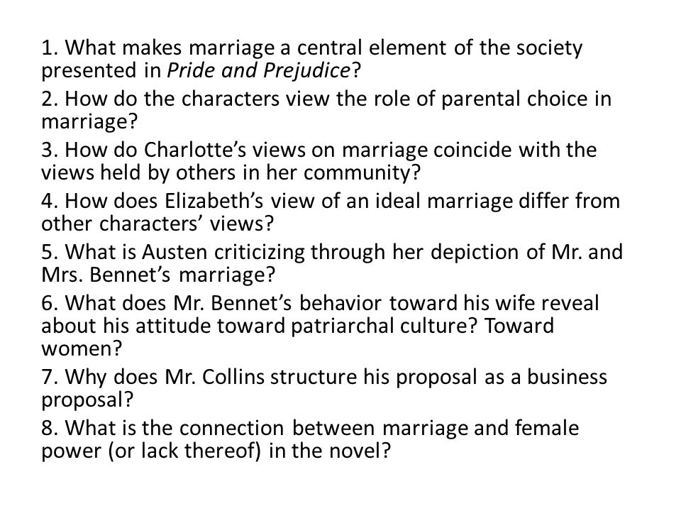 feminist criticism and pride and prejudice ppt video online  what makes marriage a central element of the society presented in pride and prejudice