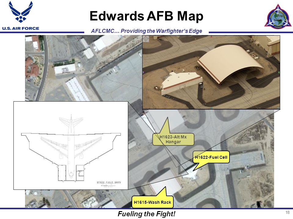 Tanker WWR KC Site Activation Overview Ppt Video Online - Edwards afb map