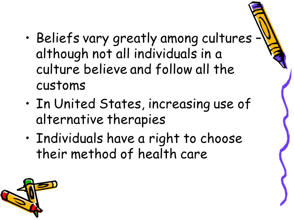 beliefs on nursing and healthcare To be influential, nurses must see themselves as professionals with the capacity  and responsibility to influence current and future healthcare.