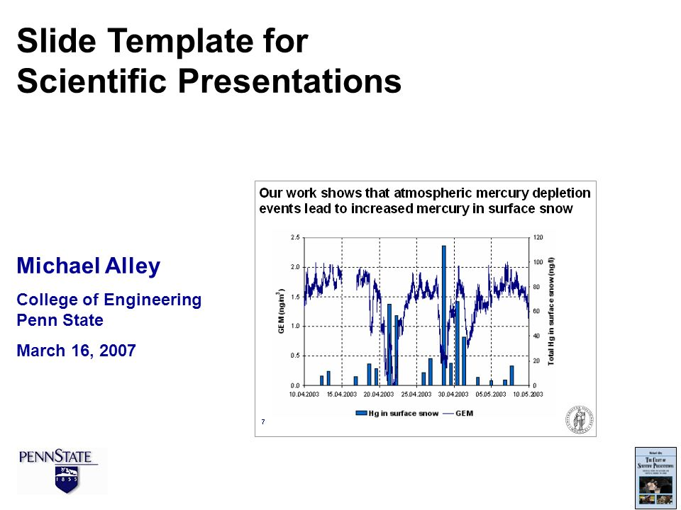 scientific presentations - ppt video online download, Presentation templates