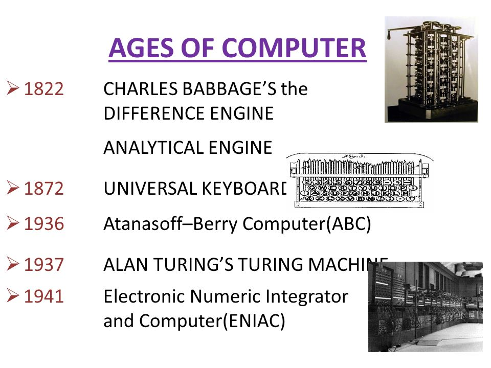 the age of computers 4 find out the date of manufacture on an hp computer your pc's age can help you determine if the warranty is still valid or if it's time to purchase new parts or even a new pc.