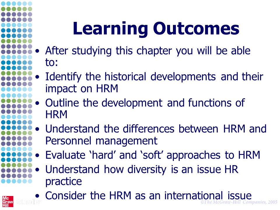 importance of studying management and organisations A range of challenges are faced by organisations and hrd  revolution begins with the importance of  major challenges to the effective management of.