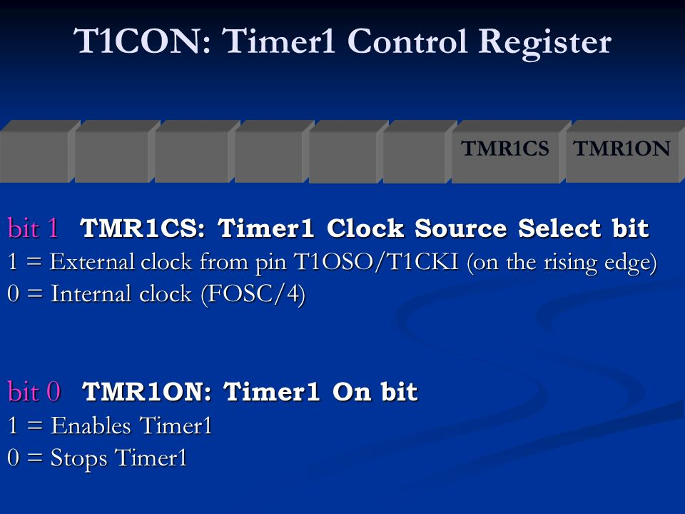 T1CON%3A+Timer1+Control+Register timers ppt download  at edmiracle.co