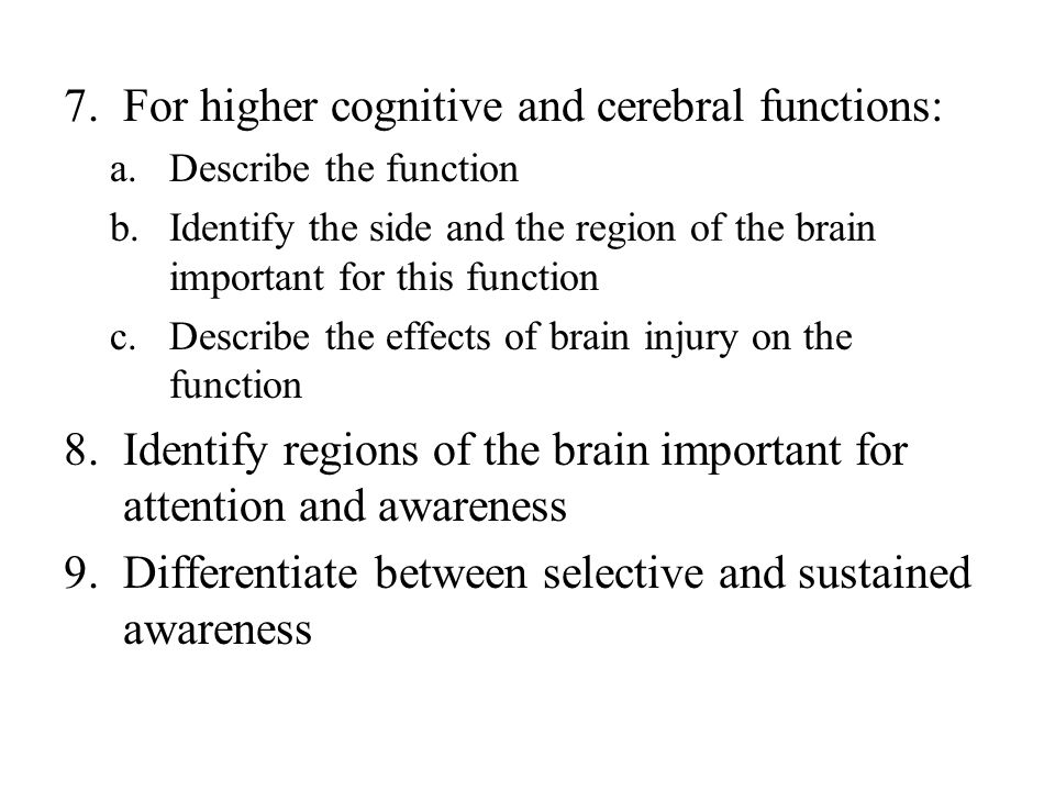 lower and higher cognitive processes High-low split: divergent cognitive construal levels triggered by digital and   the distinct cognitive processes which, all other factors being equal, might be.