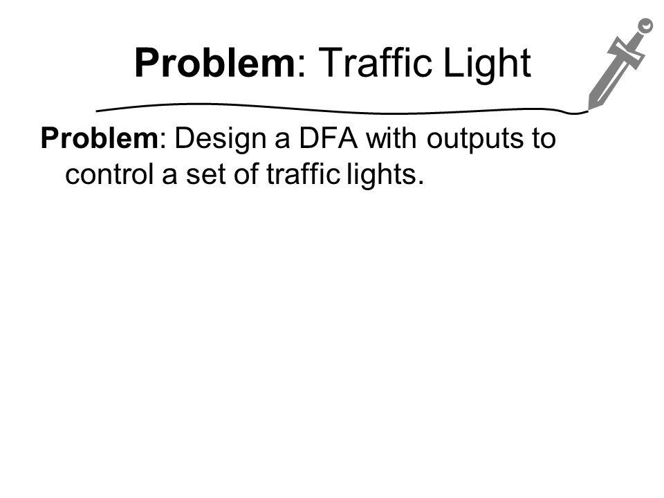 Problem: Traffic Light