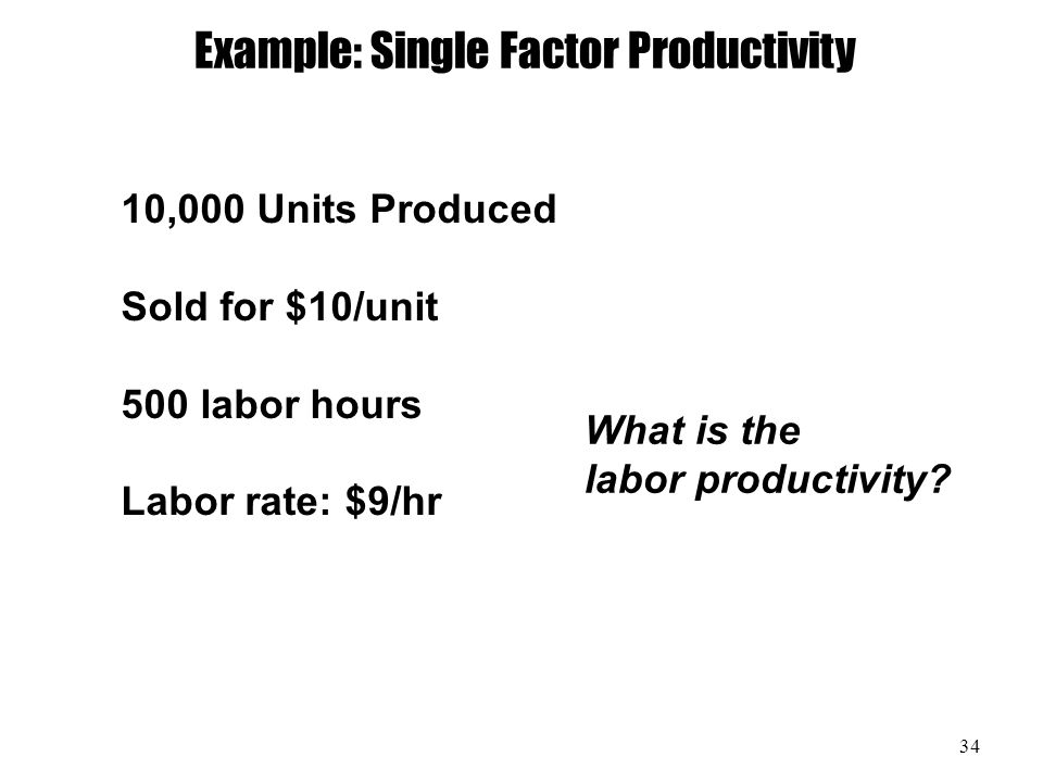 Tag: MCAA labor productivity factors