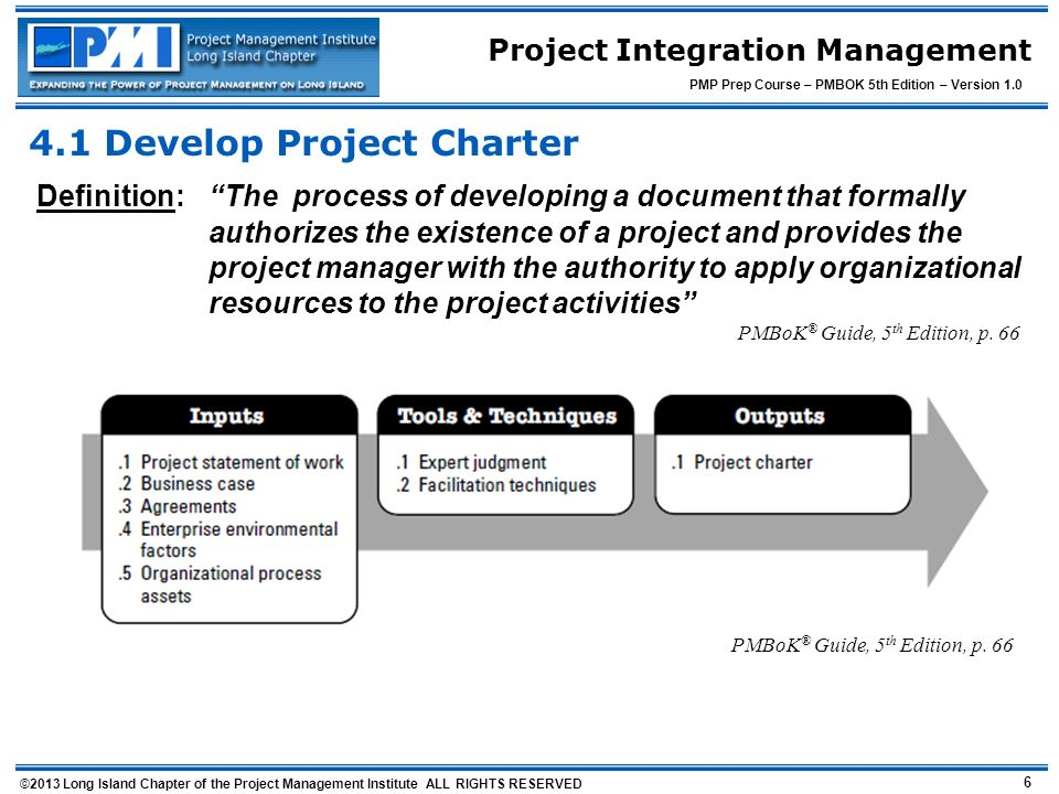 how to develop a project
