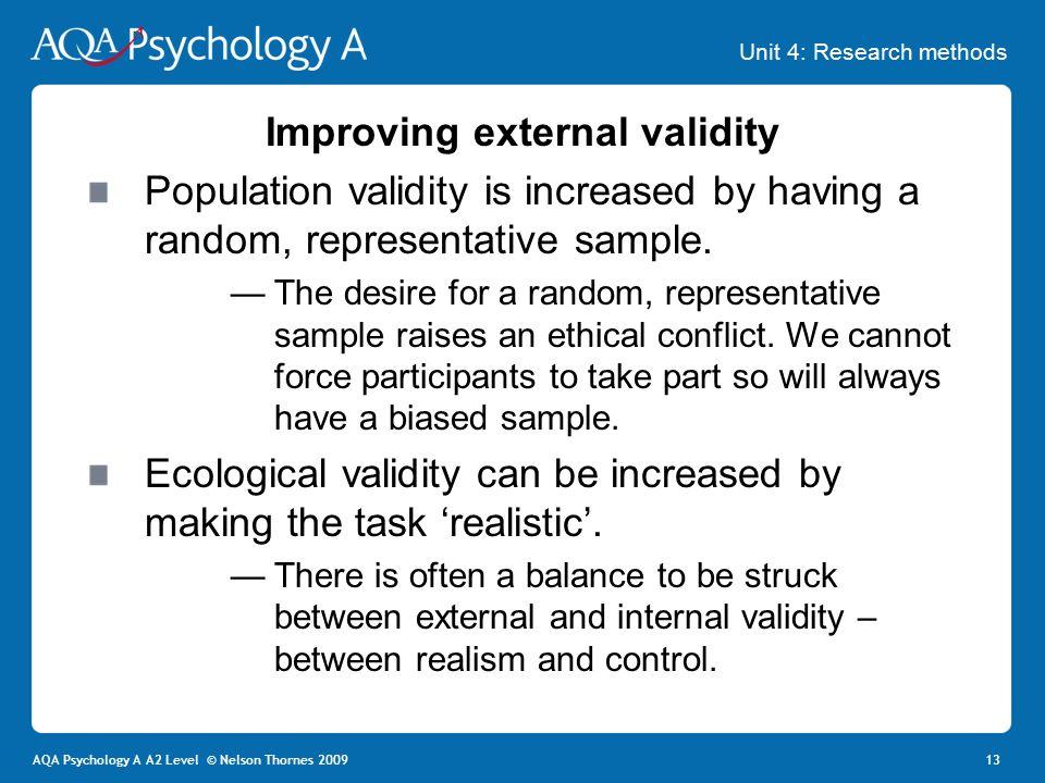Designing psychological investigations - ppt download