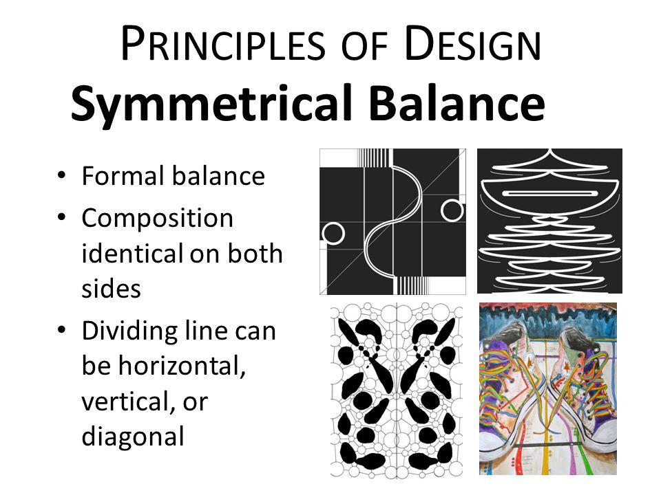 Principles Of Art Symmetrical Balance : Elements of art principles design ppt video online