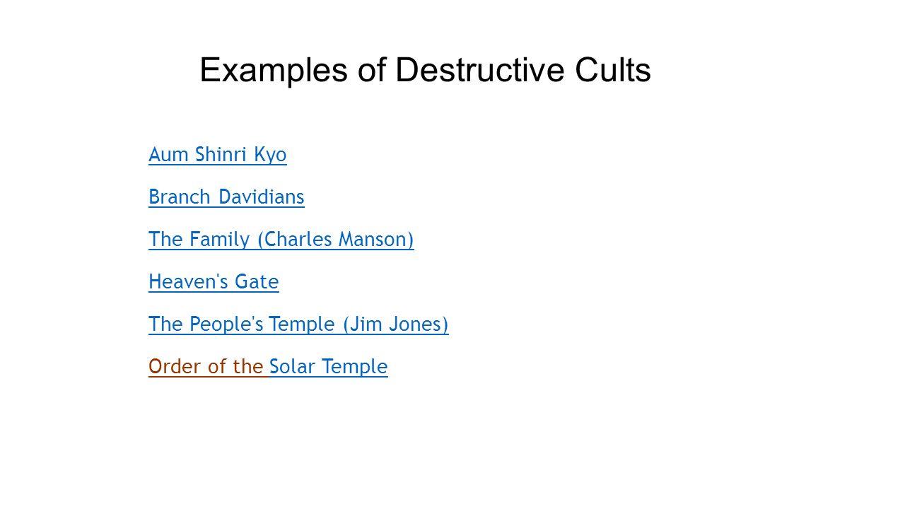 Brainwashing Mind Control Cult Conversion And Deprogramming