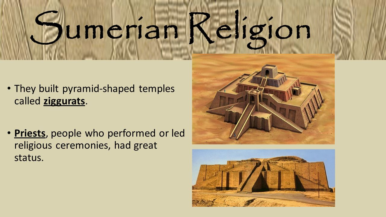 pyramids and ziggurats essay 1 the objective of this assignment is to learn in depth about the ancient  sumerian ziggurats and ancient egyptian pyramids 2 the sumerian ziggurats  were.