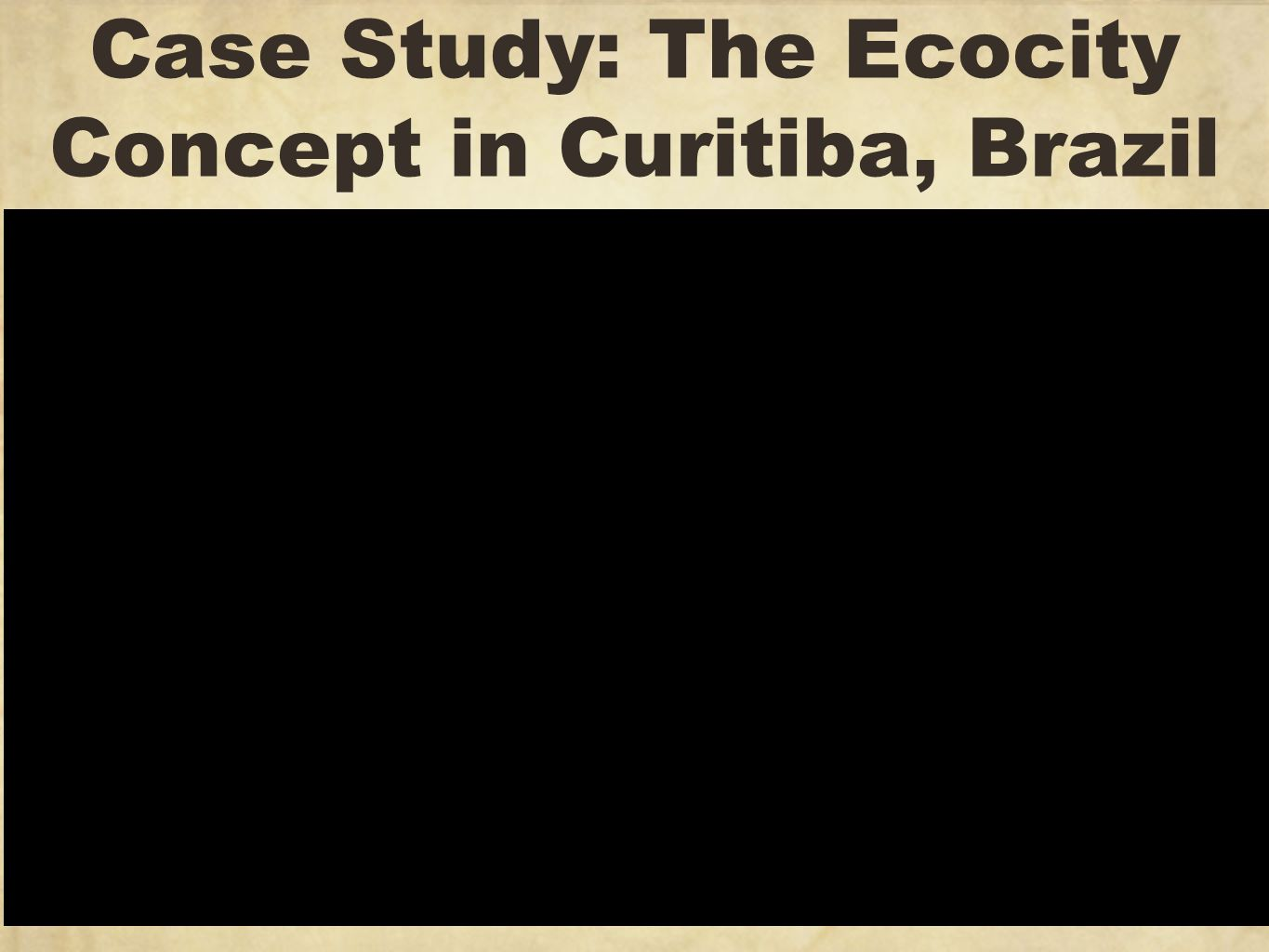 case study brazil I summary brazil's agricultural advantage stems from its extensive natural resources the country's competitors either utilize more supplies or more time in order to yield an amount that.
