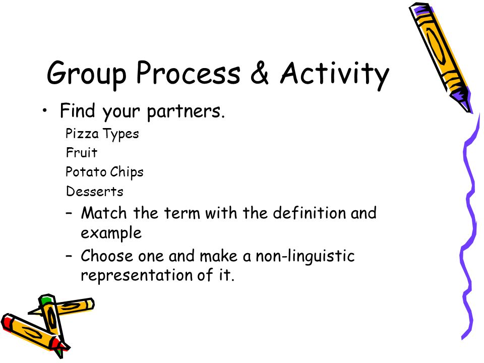 Group Process & Activity