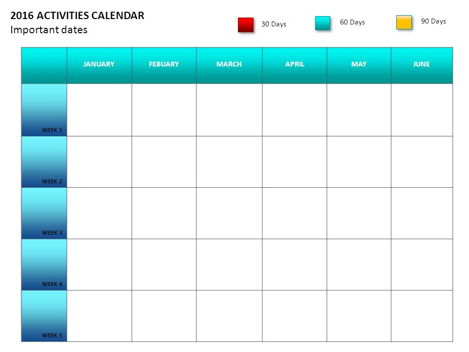 April Calendar Dates : Calendar year plan january february march april may june
